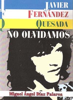 XXX Aniversario del asesinato de Javier Fernández Quesada