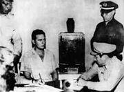 Fidel Castro detenido tras el fracaso del asalto al Cuartel Moncada